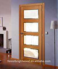 interior doors with glass panels endearing interior door glass panels and 4 panel shaker beveled glass