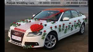 latest wedding car decoration car decoration ideas wedding car