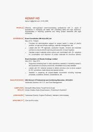Resume For Event Planner Template Wedding Planner Resume New Top