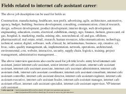 Cafe Attendant Sample Resume Mesmerizing How To Select The Best CV Writing Service The CV Store Assistant