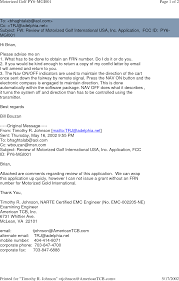 Mgi001 Remote Control Cover Letter Response To Nav On Off