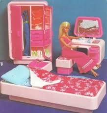 dream room furniture. barbieu0027s bedroomi had this in my barbie dream house room furniture y