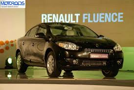 new car launches in puneRenault launches Fluence in Pune inaugurates new dealership