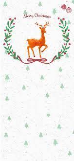 Reindeer Christmas Wallpaper For Iphone ...