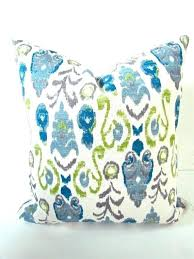 blue and green throw pillows. Navy Blue Couch Pillows Pillow Covers Turquoise Throw Teal Lime Green Dark Home And Living Outdoor Pil