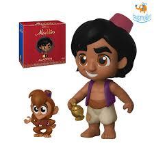 Aladdin With Abu 3d Funko Pop Action Figure Bigsmallin