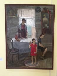 Первая персональная выставка Натальи Цветковой открылась в   Пока такие люди есть наша Россия не погибнет заявил он Она патриот Нижнего Новгорода Дипломная работа