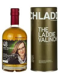 Bruichladdich Crew Valinch 48 Ashley Macgregor - The Whisky Barrel