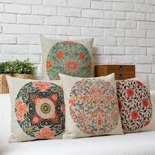 Small Picture Aliexpresscom Buy Ethnic Decorative Pillow Covers New style
