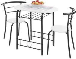 Ts Ideen 3er Set Essgruppe Esstisch Küchen Tisch Aus Real
