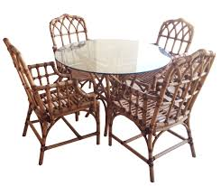 apartment winsome bamboo dining table and chairs 12 outstanding bamboo dining table