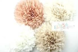 Crepe Paper Flower Balls Paper Flower Balls Image 0 Tissue Flowers Styrofoam Where To