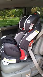 belted car seat base