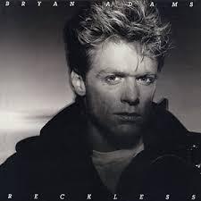 <b>Reckless</b> (<b>Bryan Adams</b> album) - Wikipedia