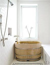 garden bathtubs. Bette Midlers Light Filled Manhattan Penthouse And Lush Garden Japanese Soaking Tubsjapanese Bathroomwood Bathtubsmallshort Bathtub Home Bathtubs