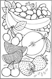 Small Picture Top 25 best Fruit coloring pages ideas on Pinterest Strawberry