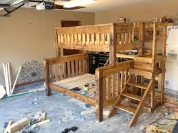 Marvellous Bunk Bed Plans With Slide Pics Ideas ...
