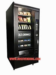 Used Vending Machines For Sale In California Mesmerizing Ross Vending INC