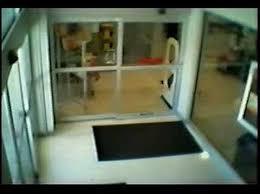 walks into glass door lol must see