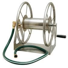 10 easy pieces crank hose reels