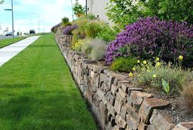 Small Picture Rock Wall Landscaping custom boilercom