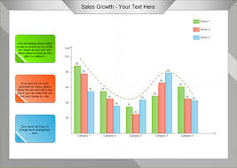 Column Chart Examples Sales Growth