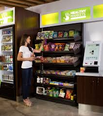 Healthy Vending Machines Denver Awesome Healthy Micro Markets Vending Machines In Denver CO