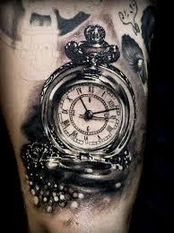 татуировки с часами значение и эскизы 130 фото
