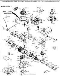 Tecumseh AV520-670-103 Parts Diagrams