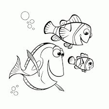 25 Zoeken Finding Nemo Vissen Kleurplaat Mandala Kleurplaat Voor