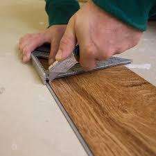 best installing vinyl flooring how to install vinyl plank flooring