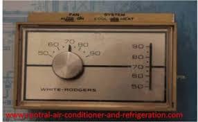 air conditioner thermostat air conditioner thermostat the brain behind air conditioner units