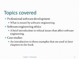 software presentation topics lecture topics covered professional  software presentation topics lecture 1 topics covered professional software development what