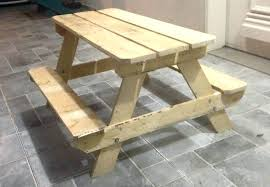 furniture made from wooden pallets. Furniture Made From Pallets Handmade Wooden Pallet Picnic Table Diy Bed With Storage D
