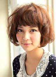 Hair Style For Women pictures of short curly japanese hairstyle for women 4187 by wearticles.com