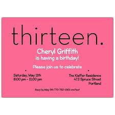free 13th birthday invitations 13th birthday invitations myspar info