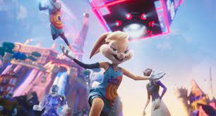voicing Lola Bunny in Space Jam ...