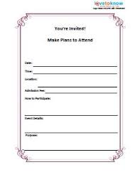 sponsorship forms for fundraising charity printables index lovetoknow
