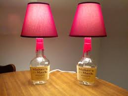 wine bottle lamp shade attractive cool crafts easy glass whisky and lamps  shades