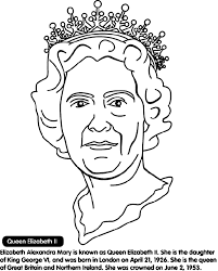 We have collected 36+ queen elizabeth ii coloring page images of various designs for you to color. Queen Elizabeth Ii Coloring Page Crayola Com
