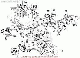 wire harness horn ignition coil schematic honda cb550k3 four 1977 coil assy ign for cb550 four cb550k3 1977 usa order at cmsnl wire harness horn ignition coil schematic honda cb550k3 four 1977