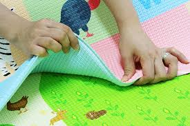 baby care play mat  busy farm (large) amazoncouk baby