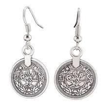 <b>vintage</b> coins dangle <b>tassel</b> earrings — купите <b>vintage</b> coins dangle ...