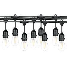 outdoor edison bulbs led