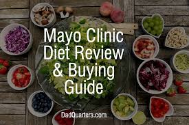 some of the meals eaten when following the mayo clinic t plan