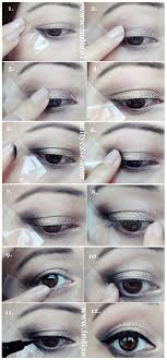 apply eyeshadow with fingers and create an amazing look