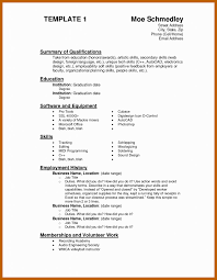 Skills Section In Resume Example 60060 resume skills section resumesheets 56