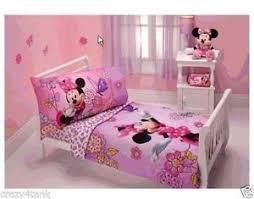 Minnie Mouse Bedding | eBay & Minnie Mouse Baby Bedding Set Adamdwight.com