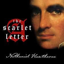 Scarlet Letter Book Cover The Scarlet Letter Audiobook Nathaniel Hawthorne American