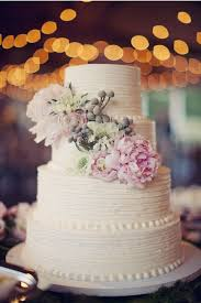 Top 15 Real Flower Rustic Wedding Cake Designs Unique Day With